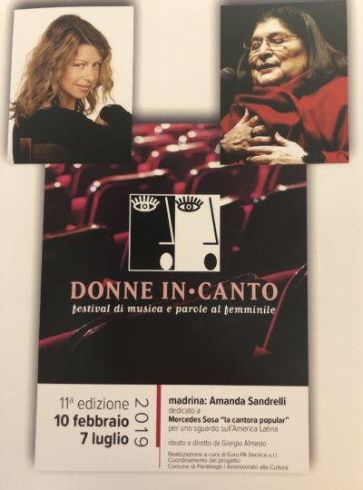 DONNE IN CANTO 2019